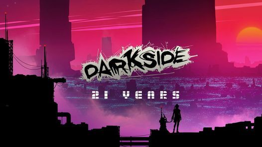 Darkside: 21 Years, 27 August | Event in Kolkata | AllEvents.in