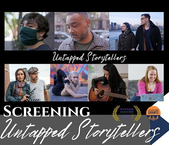 Untapped Storytellers - Screening, 23 October | Event in New York | AllEvents.in