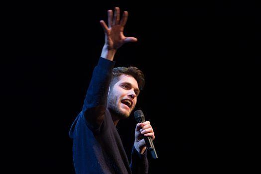 Poetry Slam Stdtebattle Hamburg vs. Mnchen
