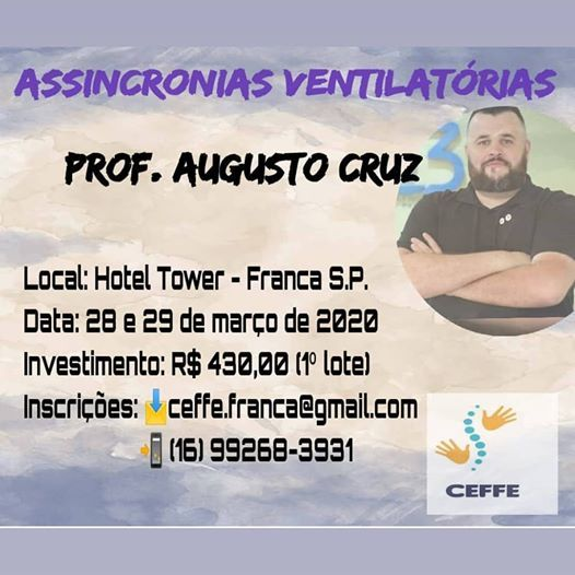 Curso Assincronias Ventilatrias