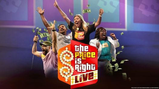 The Price is Right Live 2021, 21 October | Online Event | AllEvents.in