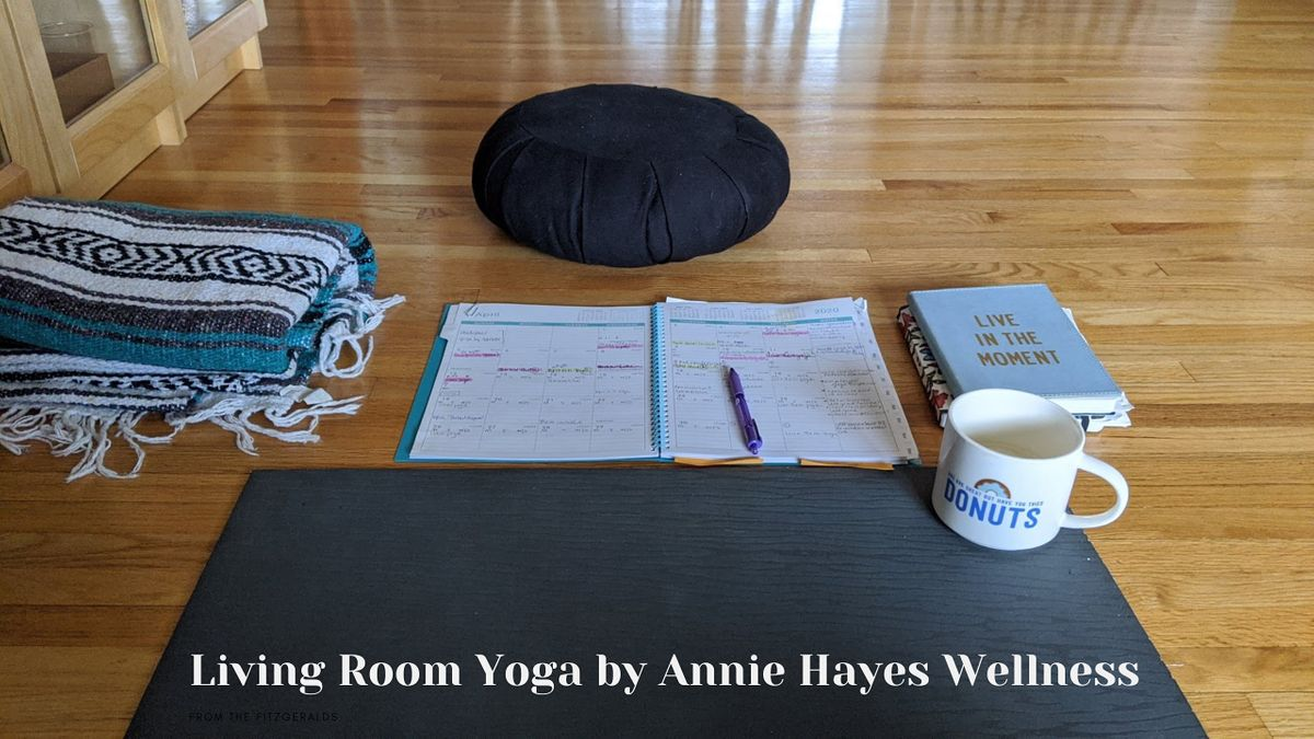Online Live Yoga Classes with Annie Hayes Wellness | Online Event | AllEvents.in