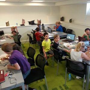 Kids FUN Tech Summer Club