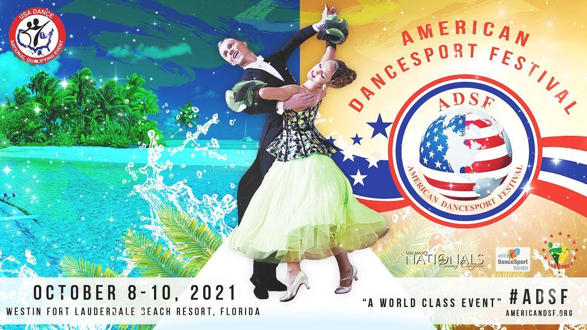 2021 American DanceSport Festival, 8 October   Event in Fort Lauderdale   AllEvents.in