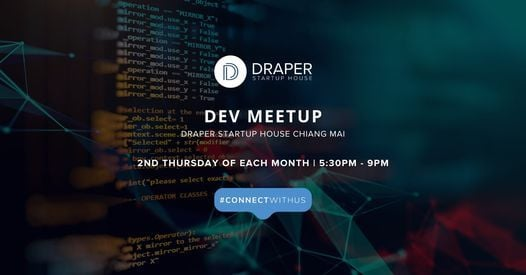 Dev Meetup - BYOB Happy Hour | Event in Chiang Mai | AllEvents.in
