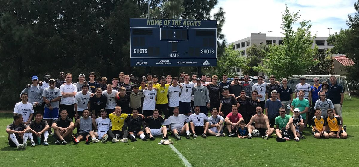Uc Davis Academic Calendar 2019.Uc Davis Men S Soccer Alumni Event Fall 2019 Davis