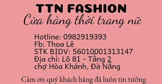 Khai trương cửa hàng tại lô 81 tầng 2 chợ Hòa Khánh, 19 July | Event in Danang | AllEvents.in