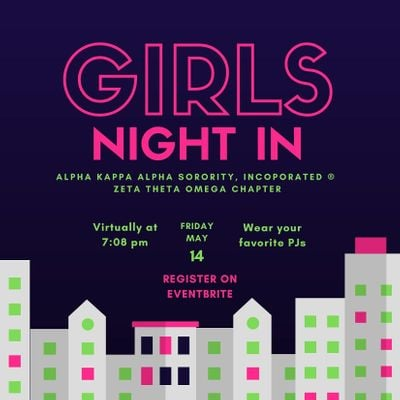 AKA ZTO Girls Night In