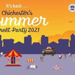 Chichester Summer Street Party