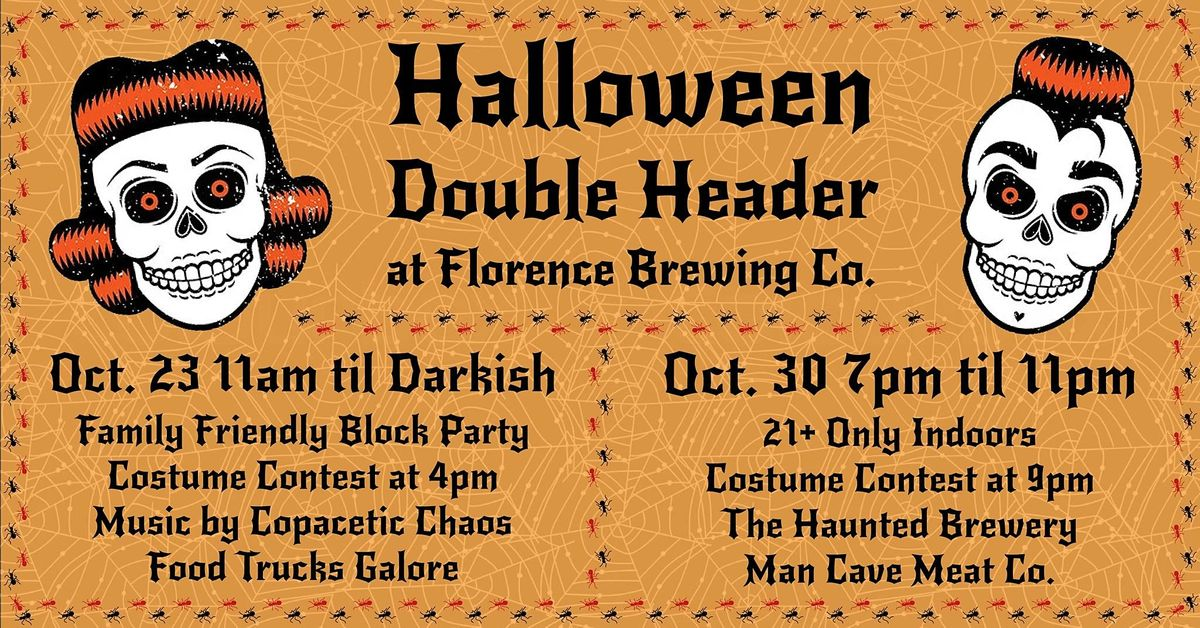 Halloween Food Truck Rally at Florence Brewing Company Oct. 23rd, 23 October | Event in Florence | AllEvents.in