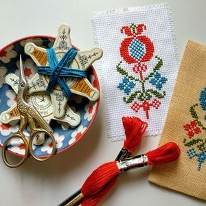 Cross Stitch - Mini Workshop