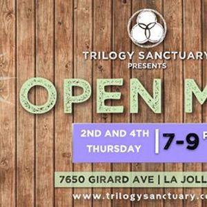 Trilogy Open Mic Night