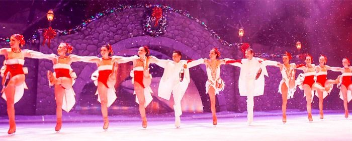 Christmas On Ice.Christmas On Ice At Florence Co Parks Rec Leatherman