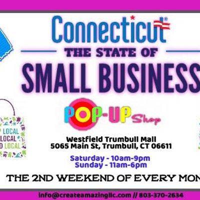 Small Business Weekend (Pop-Up Shop)