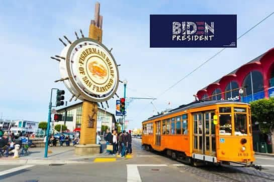DemAction SF - Noon on Sundays with Biden & Harris 10/25, 25 October | Online Event | AllEvents.in