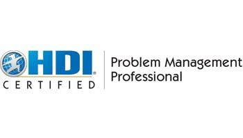 Problem Management Professional 2 Days Training in Melbourne