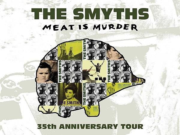 The Smyths, 8 October | Event in Bournemouth | AllEvents.in