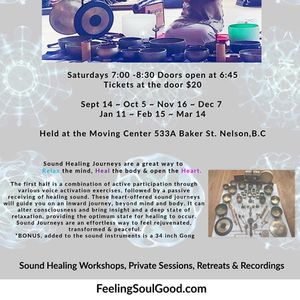 Sound Healing Journeys