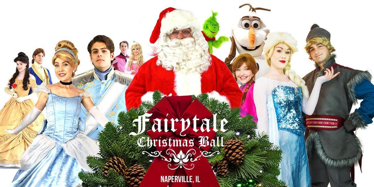 A Royal Christmas Ball.Fairytale Christmas Ball Naperville At Noah S Event Venue