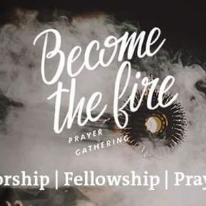 Become the Fire Prayer Gathering Stations Of The Cross