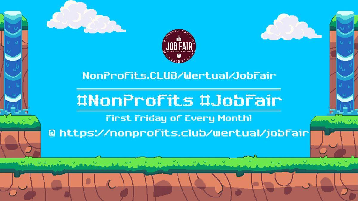 Monthly #NonProfit Virtual JobExpo / Career Fair #Sacramento | Event in Sacramento | AllEvents.in