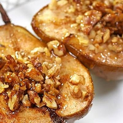 UBS - Virtual Cooking Class Baked Pears