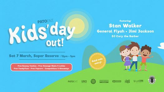 Pato Entertainment Kids Day Out