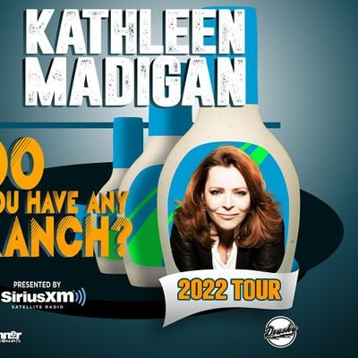 Kathleen Madigan Do You Have Any Ranch 2022 Tour