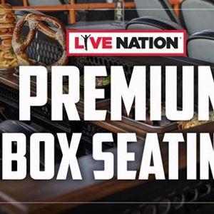 VIP Box Seats Goo Goo Dolls