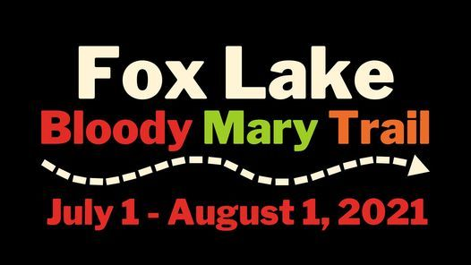 Fox Lake Bloody Mary Trail | Online Event | AllEvents.in