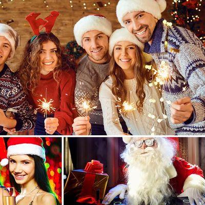 Christmas Booze Crawl Nashville 2020