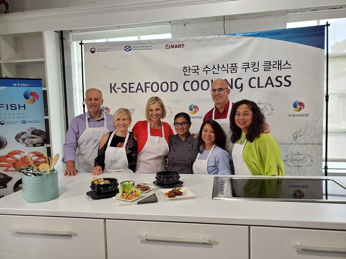 Cooking Class: Korean Seafood, 3 November | Event in Oldbridge | AllEvents.in