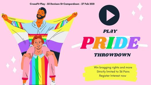 Play Pride Throwdown | Event in Surry Hills | AllEvents.in