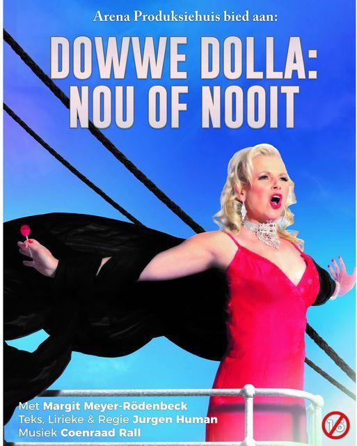Dowwe Dolla - Nou of Nooit, 31 October   Event in Plettenberg Bay   AllEvents.in