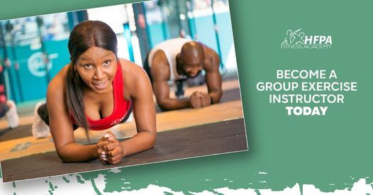 Group Exercise Instructor Course, 13 March | Event in Germiston | AllEvents.in