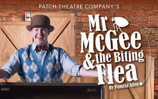 Mr McGee & the Biting Flea - Hannah Playhouse Wellington