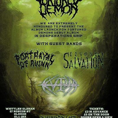 0161 Presents Tortured Demon Album Launch