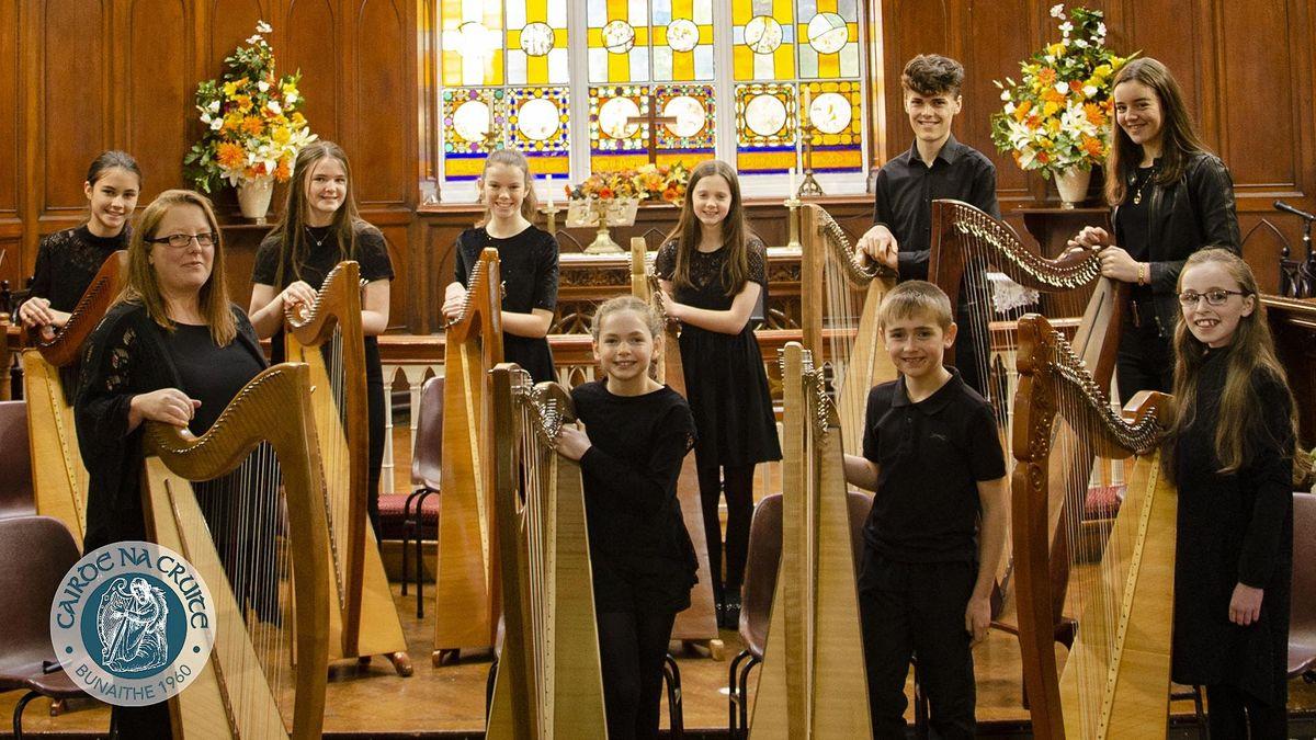 International Festival for Irish Harp Music Generation Louth Harp Ensemble