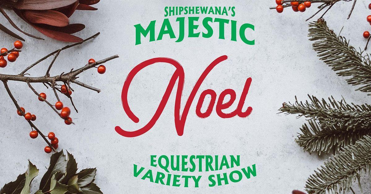 NOEL: A Celebration of Christmas Saturday, Dec 19th   6:30pm