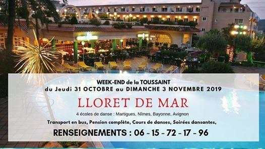 Week-End Loisir & Danse  Lloret de Mar