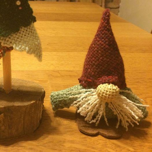 Pin Loom Weaving (evening class)