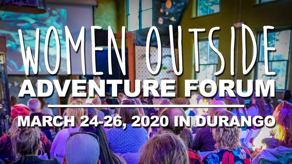 Women Outside Adventure Forum