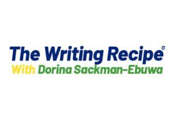 The Writing Recipe (K-5 Teachers) with Dorina Sackman-Ebuwa