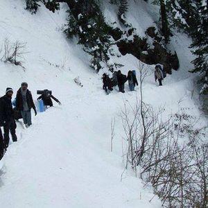 1 Day Snow Hike to Mushkpuri  30th Jan