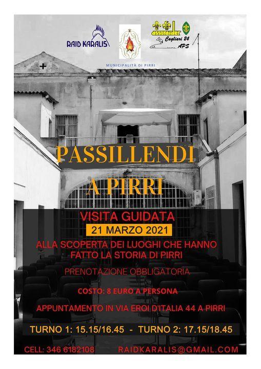 Passillendi a Pirri, 21 March | Event in Cagliari | AllEvents.in