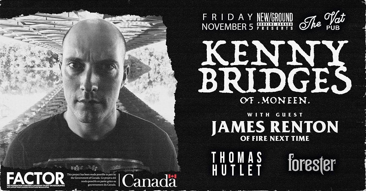 Kenny Bridges w/James Renton & Guests, 5 November   Event in Red Deer   AllEvents.in
