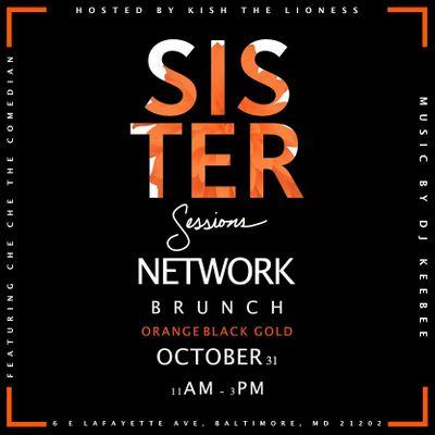 Sister Sessions Network Brunch