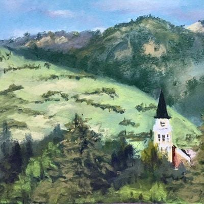 PAINTING WITH SOFT PASTELS (Gallery)Mondays 900-1130am Aug 9162330
