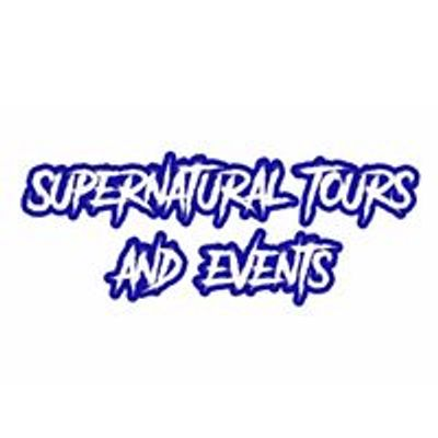 Supernatural Tours and Events