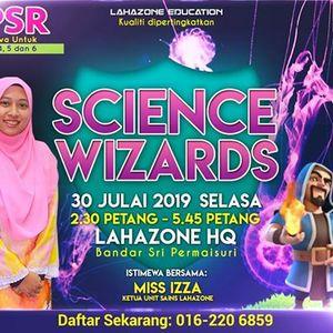 UPSR - Science Wizards